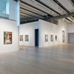 Etienne Zack, installation view of Those lacking imagination take refuge in reality. Photo by John Dean.