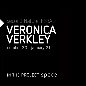 Veronica Verkley: Second Nature: FERAL