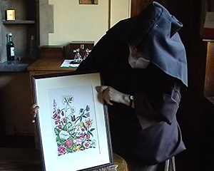 Andrea Büttner (Germany/United Kingdom) Little Works, 2007, Single-channel color video and sound. 10 mins., 45 secs. Courtesy of the artist