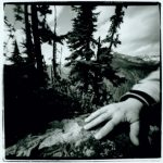 Dianne Bos, Hand, Rogers Pass (2000)